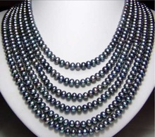 natural pearl jewelry Nice Long 130