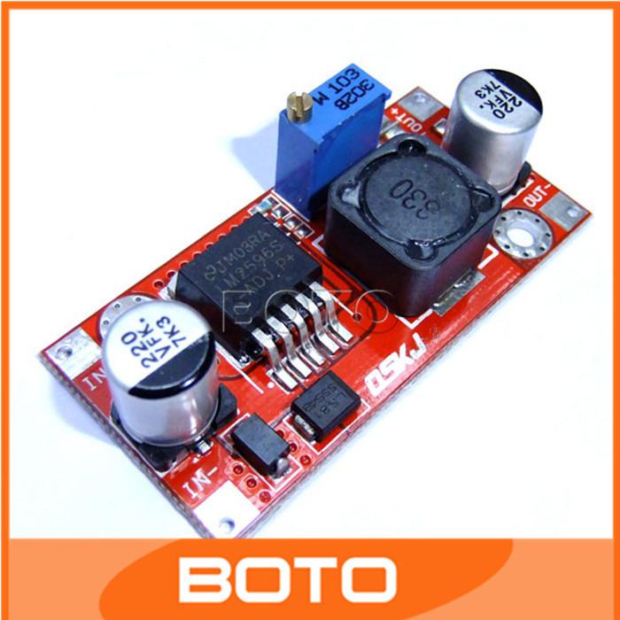 20 PCS/LOT DC-DC Converter Buck Module  4.5-35V to 1.25-30V Step-Down Power Supply Module #0900408<br><br>Aliexpress