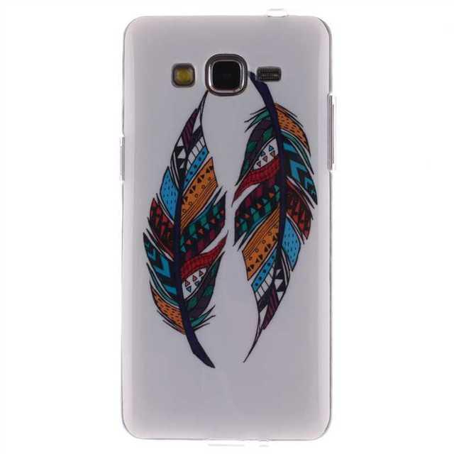 Case Samsung Grand Prime Native American różne wzory