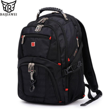 2016 New Men and Women Laptop Backpack Mochila Masculina 15 Inch Backpacks Luggage & Men's Travel Bags Male Large Capacity Bag(China (Mainland))