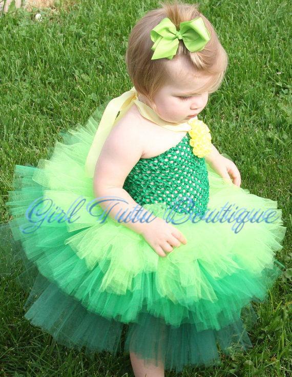 Newborn Baby Girl Tutu Dresses Girl Baby Tutu Skirt For