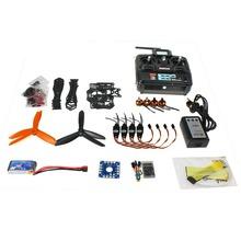 F14884-D DIY RC Drone Quadrocopter RTF X4M250L Frame Kit QQ Super T6EHP-E TX
