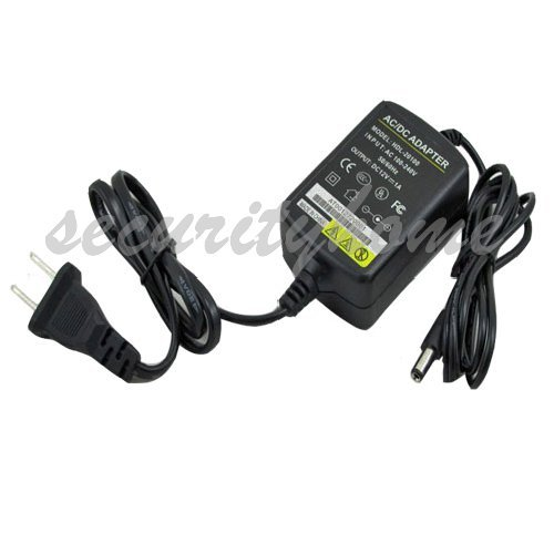 2pcs AC 100V-240V Converter Adapter DC 12V 1A Power Supply US/EU plug(China (Mainland))