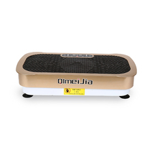 Power fit vibration plate Weight loss without exercise ultrathin vibration plate Exercise fitness equipment for weight loss(China (Mainland))