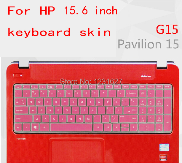 for HP 15.6 inch keyboard protective film Pavilion G15 d101tx e027tx e065tx e063tx 15 - e065tx membrane keyboard(China (Mainland))