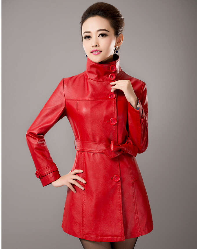 Trendy women's coats Spring 2015 picture