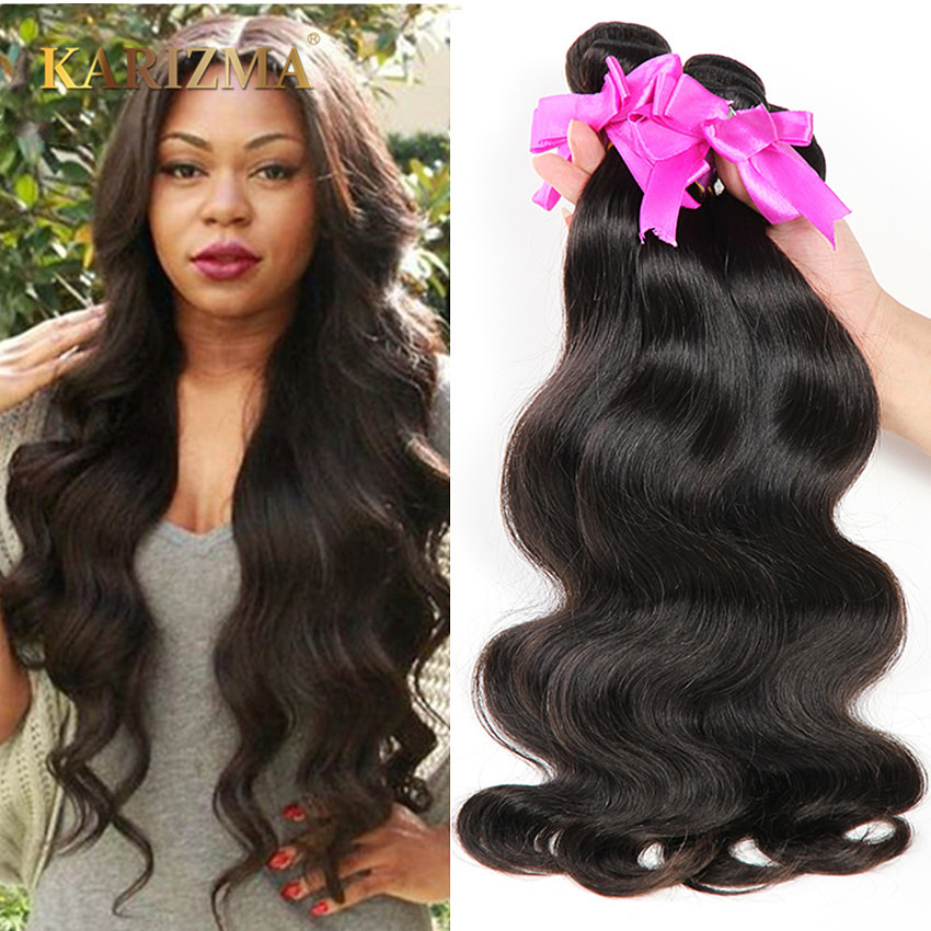 8A Brazilian Virgin Hair 4 Bundles Brazilian Body Wave Virgin Unprocessed Human Hair Extensions Brazillian Virgin Hair Body Wave(China (Mainland))