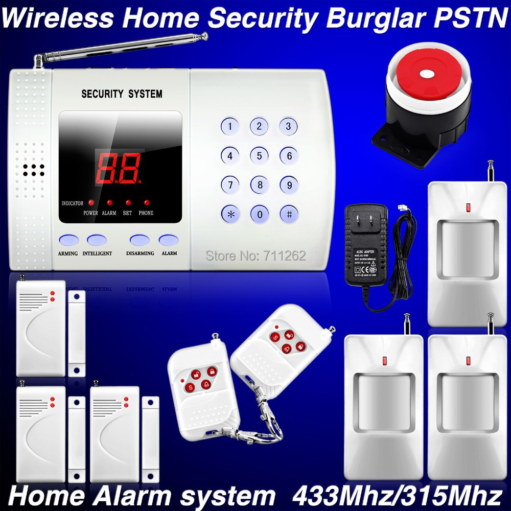99 zones alarm systems security wireless smart home alarm