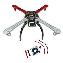 F330 F450 F550 Drone Met 450 Frame Voor RC MK MWC 4 Axis RC Multicopter Quadcopter Heli Multi-Rotor met Landingsgestel(China)