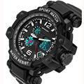 2016 New SANDA Brand Fashion casual Wristwatch Men Sports Military Watches Shock Men Luxury Analog Quartz