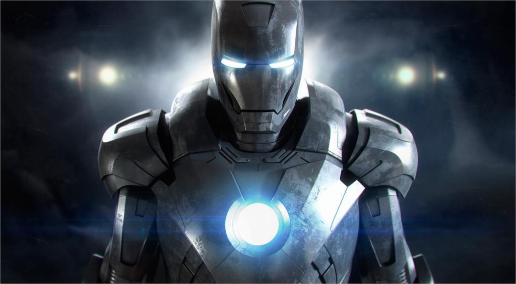 Iron Font Photoshop Iron Man Armor Photoshop