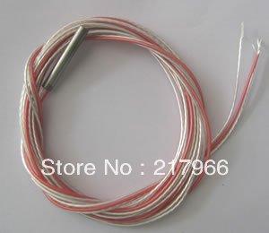 5pcs X three cable PT1000 Thermocouple Thermal resistance Temperature sensor -70+260 Sensor Probe(China (Mainland))
