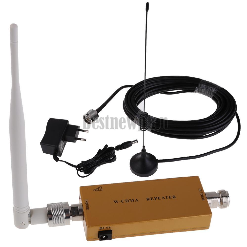 3G UMTS WCDMA 2100Mhz Booster Cell Phone Signal Amplifier Repeater(China (Mainland))