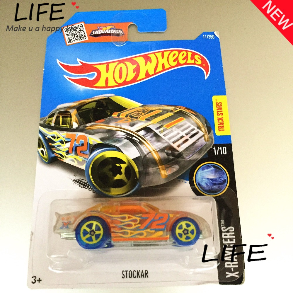 2016 Free Shipping Hot Wheels stockar Car Models Metal Diecast Cars Collection Kids Toys Vehicle For Children Juguetes(China (Mainland))