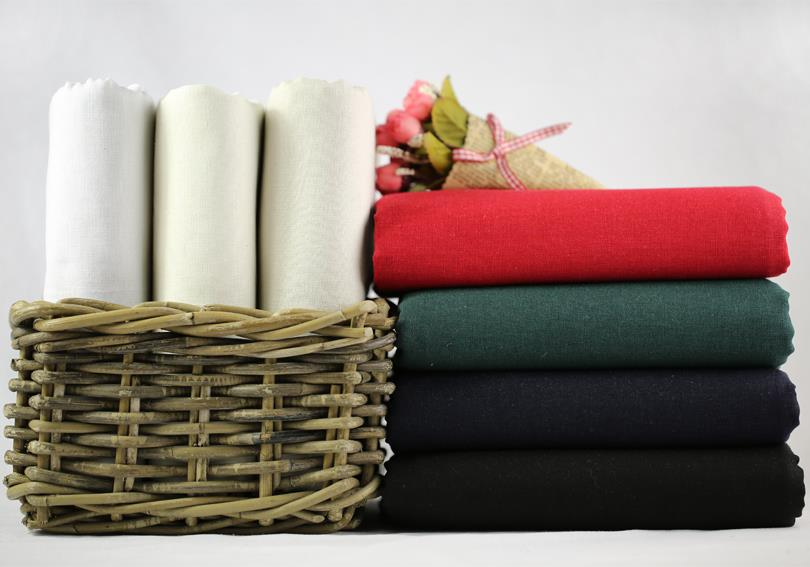 Popular white plain linen buy cheap white plain linen lots for Cheap plain white wallpaper