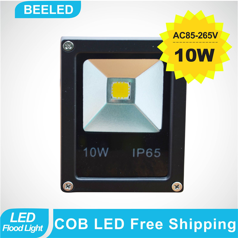 Гаджет  Hot sale free shipping 10W LED flood light Mini Spotlightst Epistar 35mil cool white / warm white 1000-1100lm Floodlight Outdoor None Свет и освещение