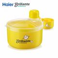 Haier Brillante PP Dispenser Milk Powder Container Storage Feeding Box for Infants