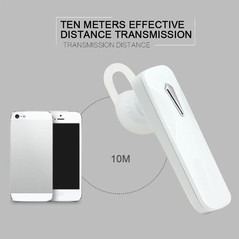 KO Mini Bluetooth Headset BH320 Wireless Headphone Earphone With Microphone For iPhone Samsung Xiaomi Mobile Phone