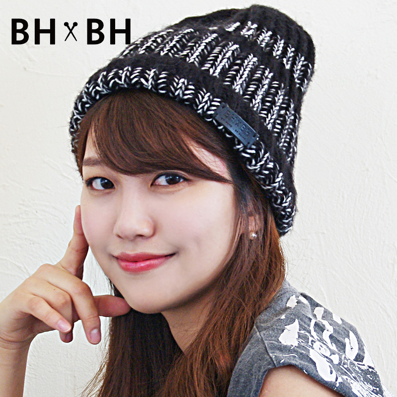 High quality casual women beanies hand-knitted skullies cap winter leisure and warm hat crochet chapeau BH-1105(China (Mainland))