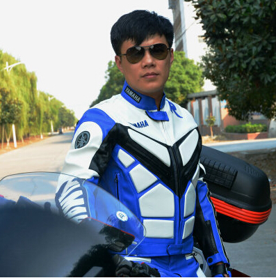 NEW HOT motorcycle racing suit / jacket black red and blue men wind-proof and rain-proof motorcycle pants size (S-XXL)<br><br>Aliexpress