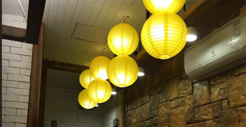 10 40cm china paper lantern for kids birthday wedding festive party