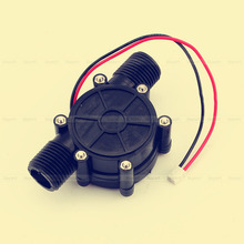 2015 New 1Pcs 12V 10W Micro-hydro Generator Water Turbine Generators (China (Mainland))