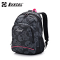 Luxcel Skull Artwork Fashion Casual backpack for women vintage backpack children backpack supreme Rucksack printing schoolbag