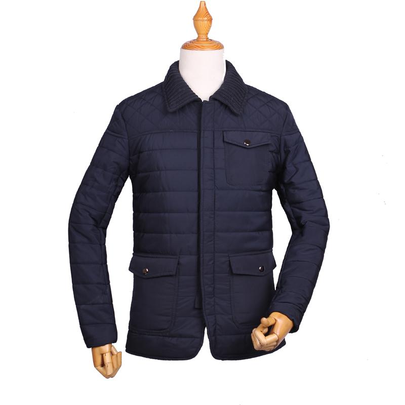 wholesale Classic Brand Men Fashion Warm Jackets Plus Size M-3XL