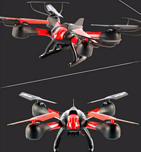 2015 NEW SKY Hawkeye HM1315S 5.8G 4CH RC Quadcopter FPV paracopter With Real-time Transmission FPV Drone with Monitor
