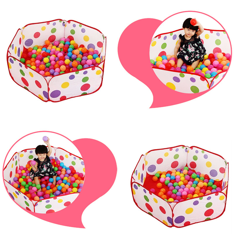 Children Toy Portable Ocean Ball Pit Pool Tool Kids Game Play #71972(China (Mainland))