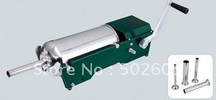 3L Horizontal meat filling machine, sausage maker, meat processing equipment, meat grinder, kitchen equipment(China (Mainland))