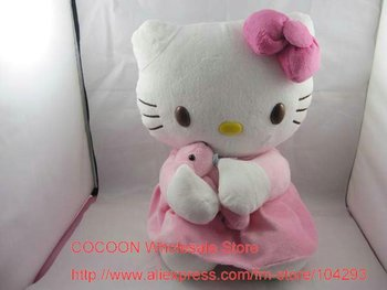 Free shipping Christmas Gift Hello Kitty Toy T-003