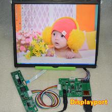 LP097QX1 LTN097QL01 2048 * 1536 IPAD3 / 4 retina screen driver board kit(China (Mainland))
