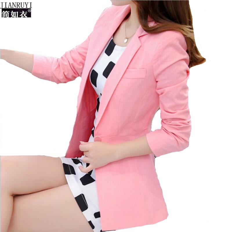 Popular Pink Blazer For Women-Buy Cheap Pink Blazer For Women Lots From China Pink Blazer For ...