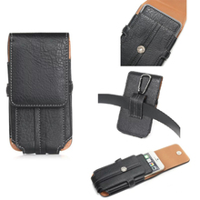 Buy Samsung S7 edge S6 Edge Note 7 Note 5 Note 4 iPhone 6 6S Plus Universal Leather Belt Clip Holster Phone Pouch Case Bag for $6.86 in AliExpress store