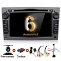 Android 6 0 Quad Core Car DVD Player Stereo GPS bluetooth Radio Wifi For Opel CORSA