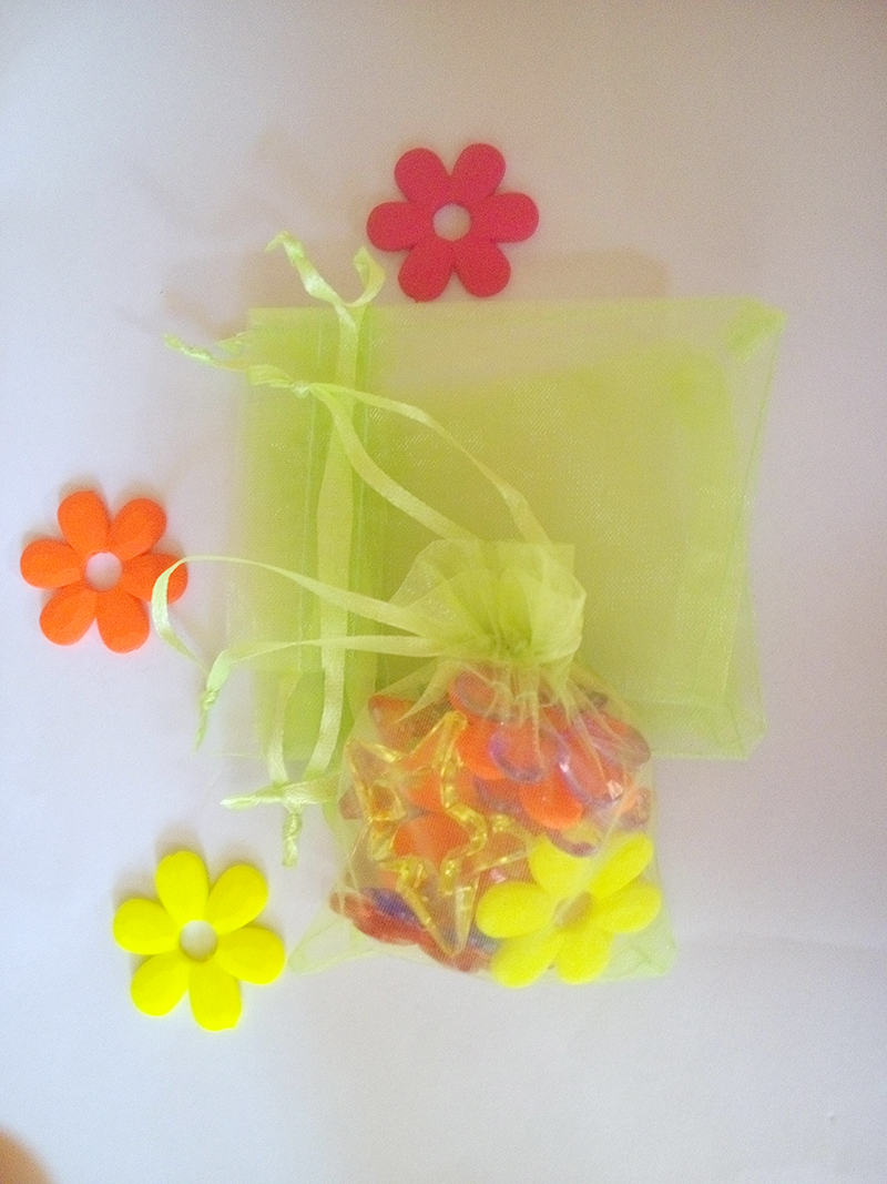 500pcs 17*23cm light green Organza gift bag jewelry packaging display bags Drawstring pouch for bracelet/necklace mini Yarn bag<br><br>Aliexpress