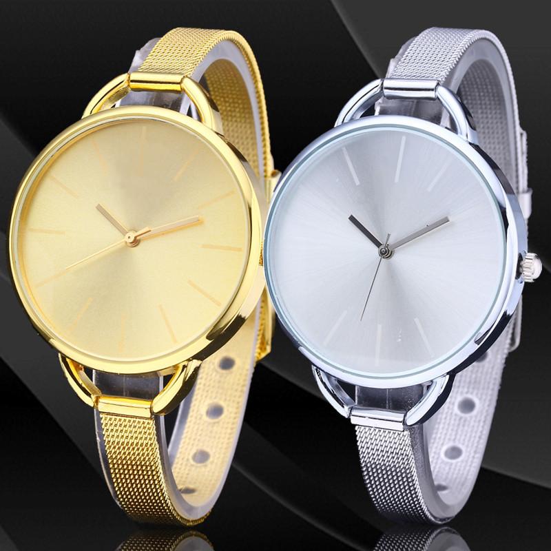 Casual Gold Watches Women 2015 Hot Sale Quartz Watch Luxury Brand for Girls Dress Watches New Wristwatch Clock Relogio Femininos()