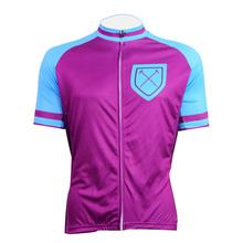 Sportswear Cycling jerseys New Purple No. 6 Alien motoWear Mens Cycling Jersey Cycling Clothing Bike Shirt Size 2XS TO 5XL Marti(China (Mainland))
