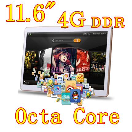 11 6 inch 8 core Octa Cores 1280X800 IPS DDR 4GB ram 32GB 8 0MP 3G