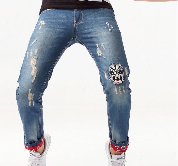 опера схема хип-хоп джинсы