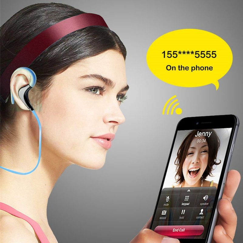 2015 Original Sport headphones earphones Stereo Super Bass Headset with MIC for iPhone Samsung Phones MP3 MP4 Free shipping