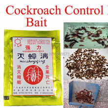 Hot Sale Powerful Effective Cockroach Killing Bait Cockroach Control Bait Pest Control idea for Kitchen Restaurant(China (Mainland))