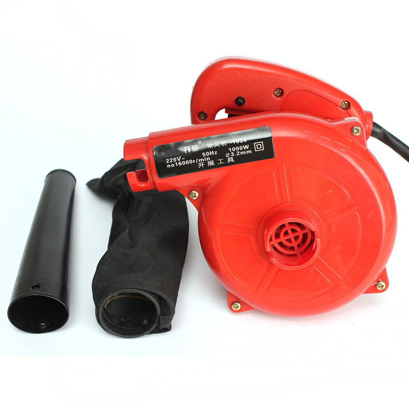 Newest Electric Hand Operated BlowerFor Cleaning Computer Electric Blower Computer Vacuum Cleaner Suck Dust Blow Dust Hot Sale(China (Mainland))