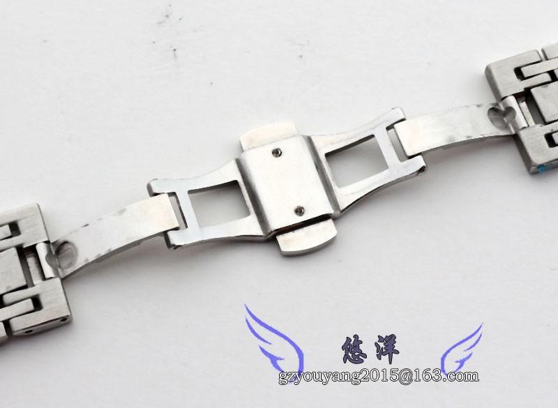 Из нержавеющей стали ремешок из нержавеющей стали ручная цепь стальной ленты адаптер список T41 16 19 или 20 мм