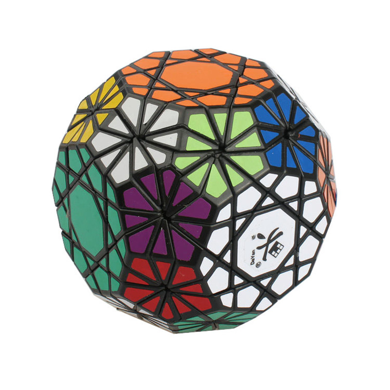 Hot 2014 New Brand DaYan Magic cubes Gem VI Diamond speed puzzles Toy Twist Square cubo magico learning education Toys Gift(China (Mainland))