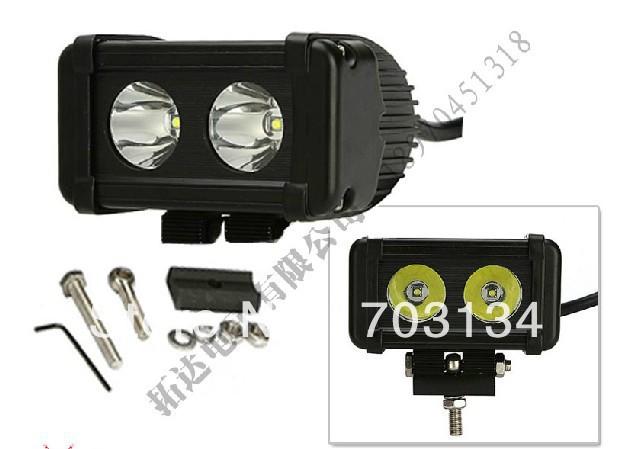 CREE LED Car SpotLight 12V/24V Off roads Fog Lamp T4x4 truck Driving Day Light Offroad Spot work light bar SUV ATV Headlights(China (Mainland))