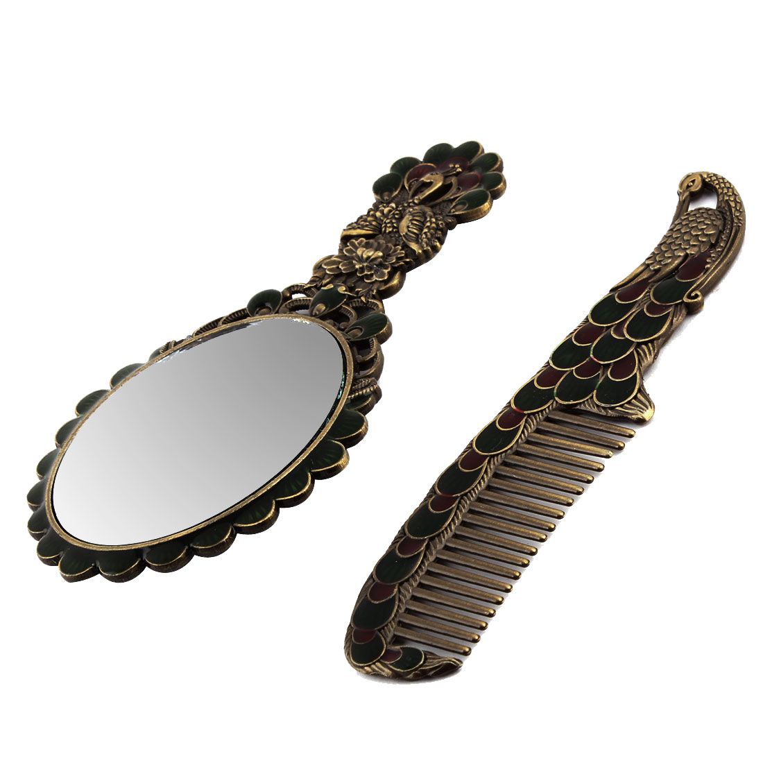 Online buy wholesale vintage style mirrors from china for Cheap antique style mirrors