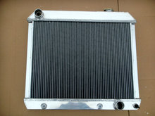 Buy 3 ROW FOR Chevy Truck C10 / C20 / C30 1963-1966 1964 1965 Aluminum ALLOY Radiator 63 64 65 66 for $139.00 in AliExpress store