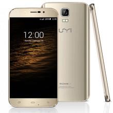 Смартфон Umi Rome X Android 5.1 3G MTK6580 5.5 дюйма 64bit 4 ядра 1280x720p 13.0Мп Dual SIM